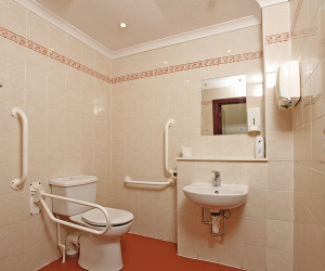 Accessible Toilet | Inchinnan