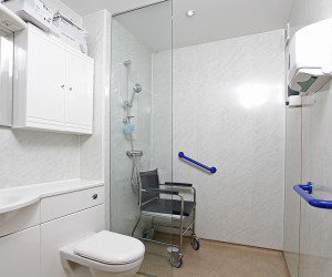 Accessible Bathroom | Erskine