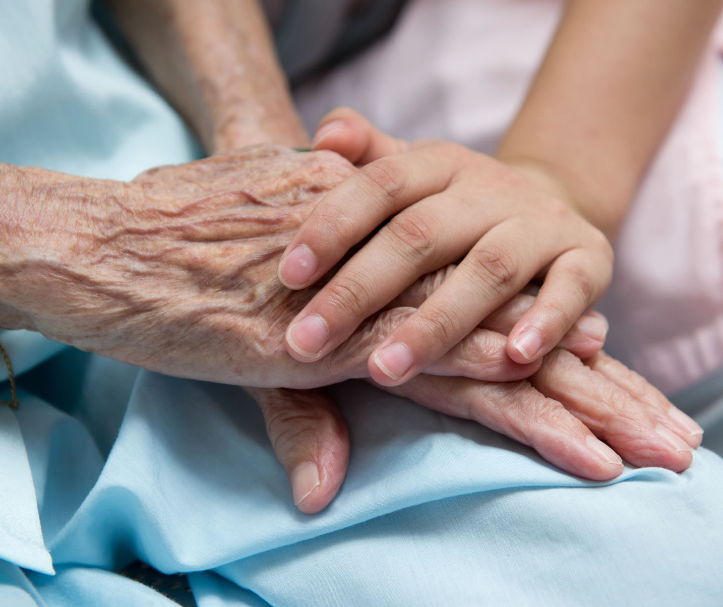 Caring hands - personal care